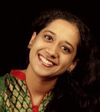 Portrait de Samyuktha Punthambekar
